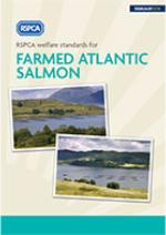 RSPCA welfare standards for farmed Atlantic salmon - RSPCA