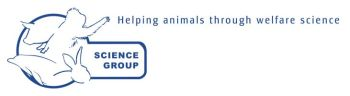 RSPCA science group logo © RSPCA